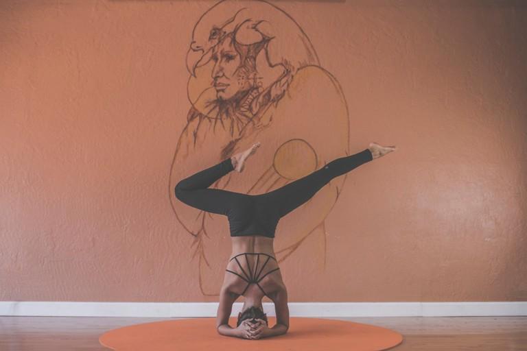 Yoga   © Aral Tasher / unsplash