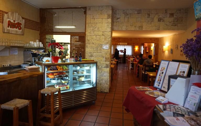 Restaurant Raices, Granada