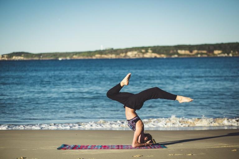 Yoga   © Mathew Kane / unsplash