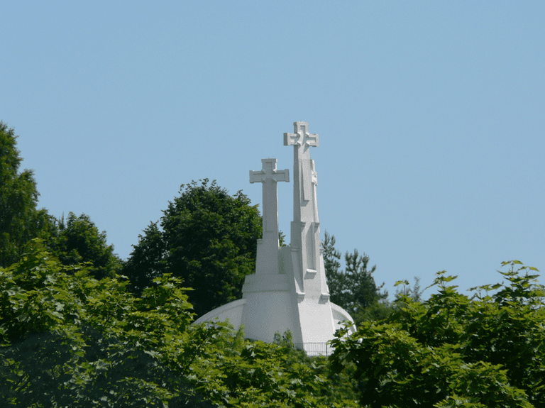 Hill of Three Crosses | ©Wojsyl/Wikimedia Commons