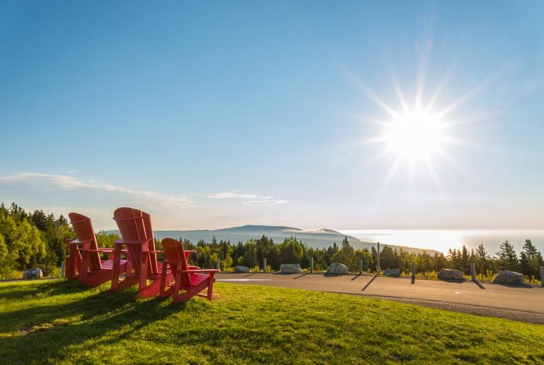 Fundy Shore Scenery | © Vadim Petrov / Shutterstock
