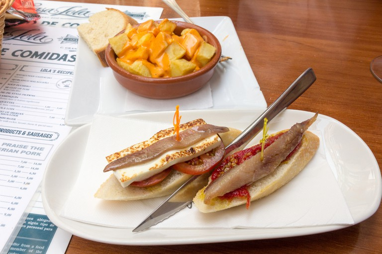 You Can enjoy tapas late into the night at Casa Lola
