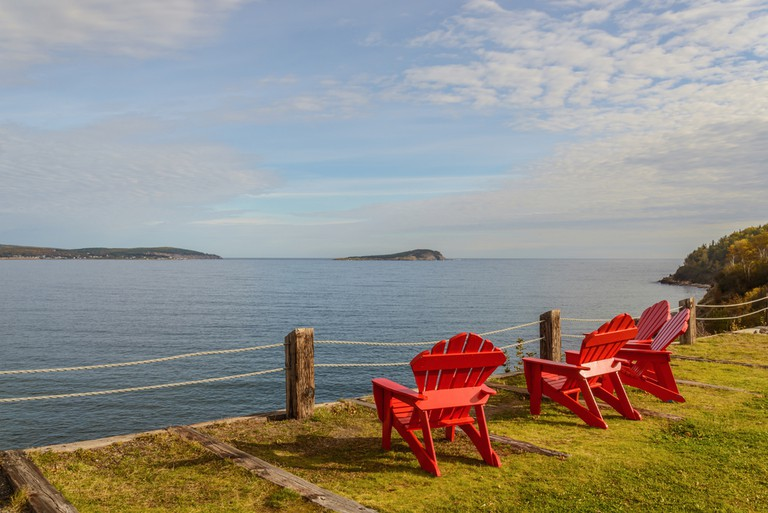 Seaside view on Cape Breton | © Vadim Petrov / Shutterstock