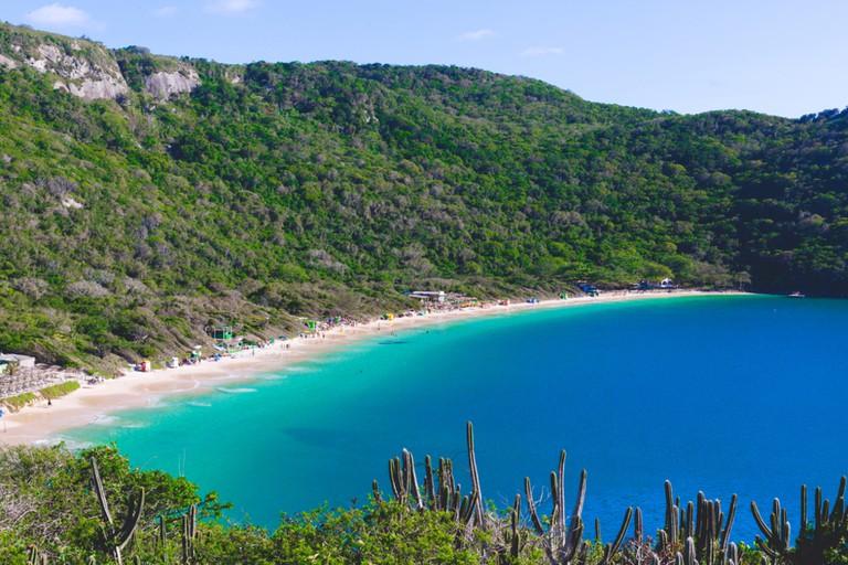 Praia do Forno |© juninatt/Shutterstock