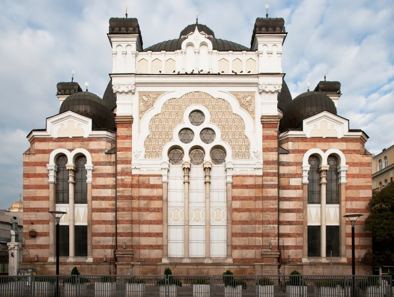 Sofia Synagogue | © MrPanyGoff/WiciCommons