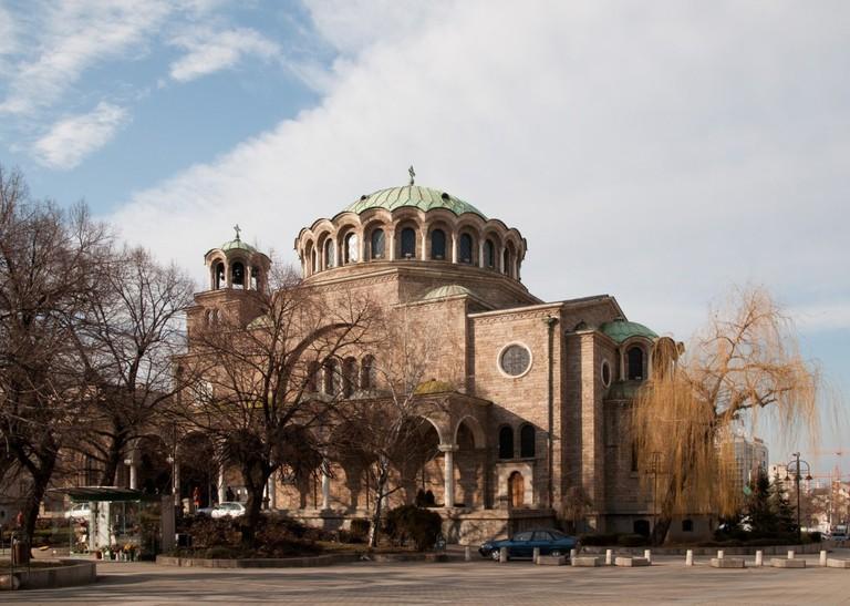 St Nedelya Church in Sofia | © MrPanyGoff/WikiCommons