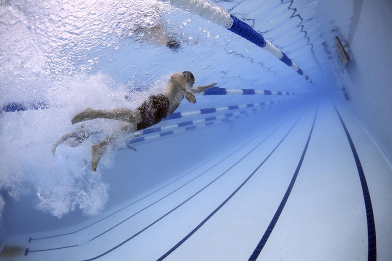 Swimmer | © David Mark / pixabay