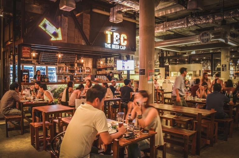 TBC - The Beer Cap, Krung Thep Maha Nakhon