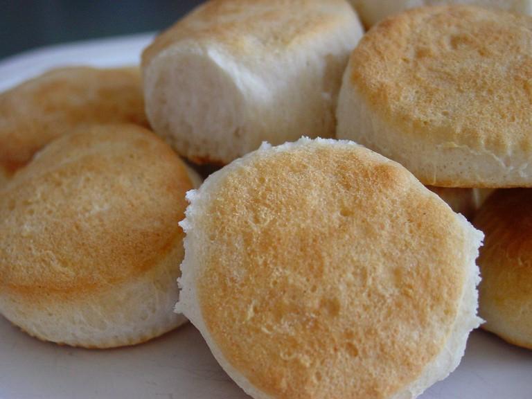 homemade biscuits / (c) Larry Hoffman / Flickr