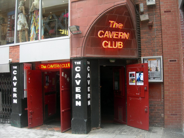 The Cavern Club, Mathew Street