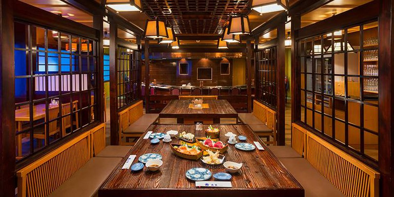 An authentic Japanese Dining Journey at Tokyo Taro, The Falaj Hotel Muscat