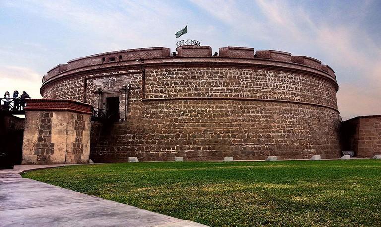 The Real Felipe Fortress|©Carlos Gabriel Gómez Tay/Wikipedia