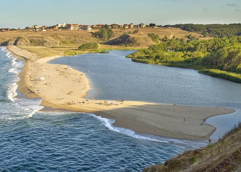 Sinemorets Veleka Beach | © Evgeni Dinev/WikiCommons