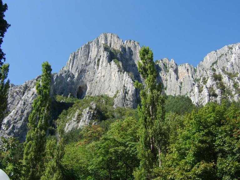 Vratsata Pass I © Dust1/WikiCommons