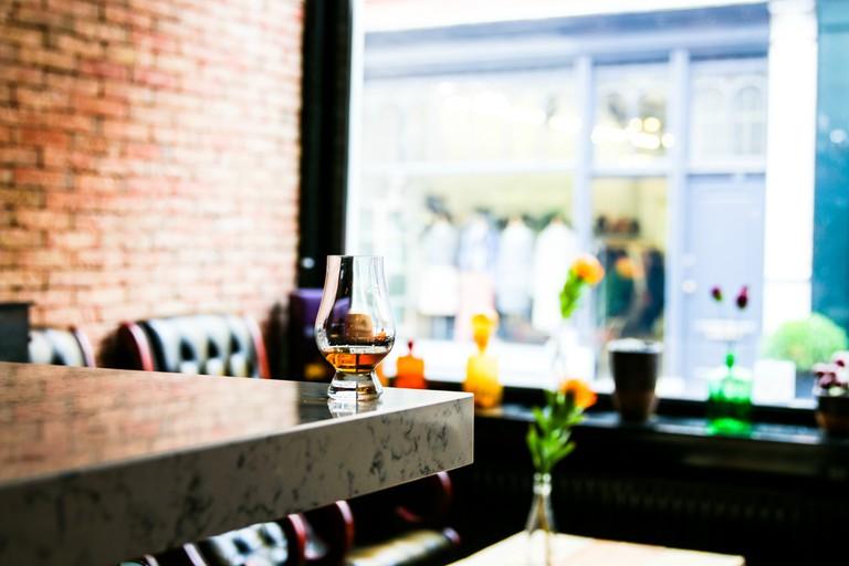 JD William's whisky bar, Amsterdam