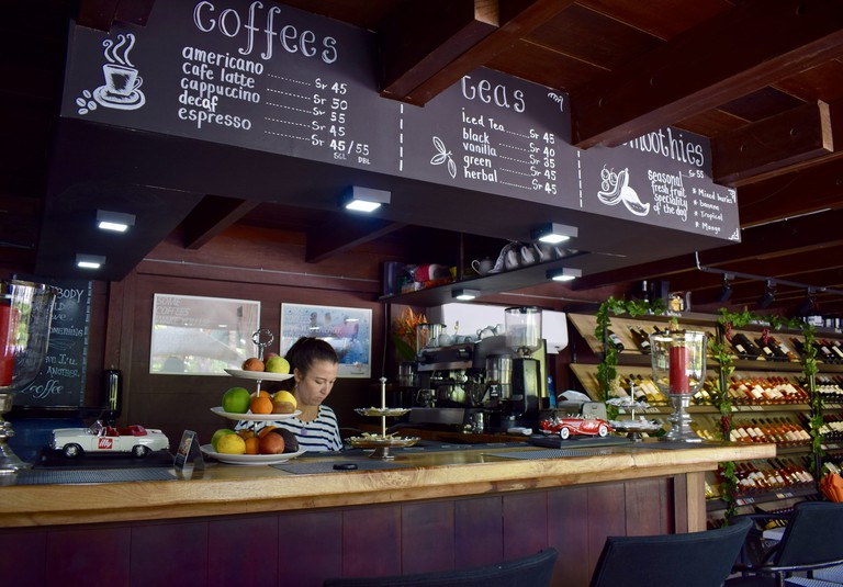 Whole Foods Market and Cafe on Praslin