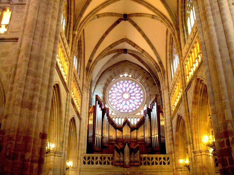 Bilbao Catedral de Santiago
