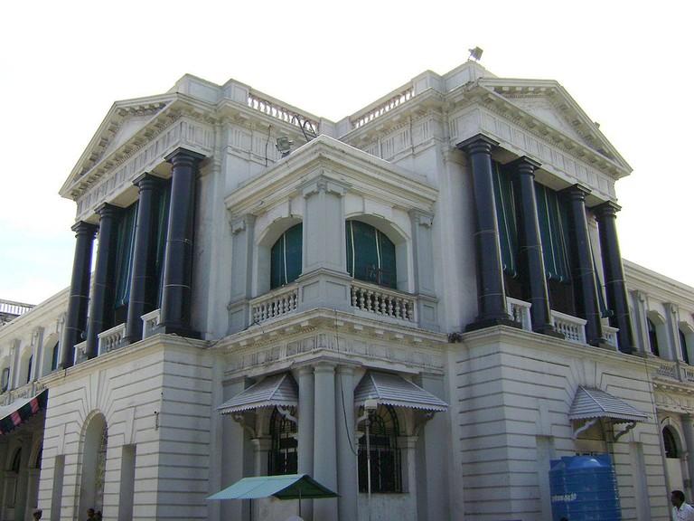 Fort St. George, Chennai | © L.vivian.richard / Wikimedia Commons