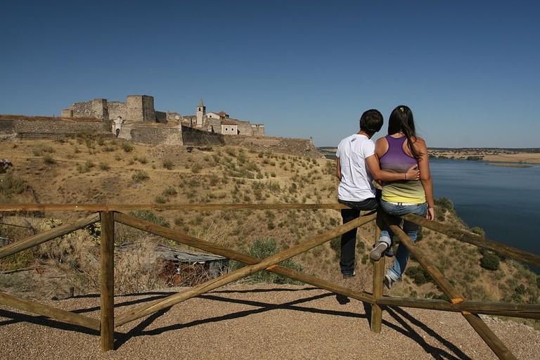 Juromenha Fort © Joaomartinho63 / Wikimedia Commons