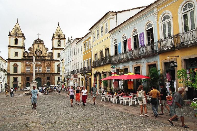 Pelourinho / © Bruno Girin / Wikimedia Commons