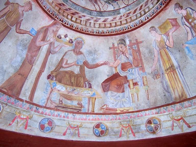 Kazanlak Tomb| © WikiCommons