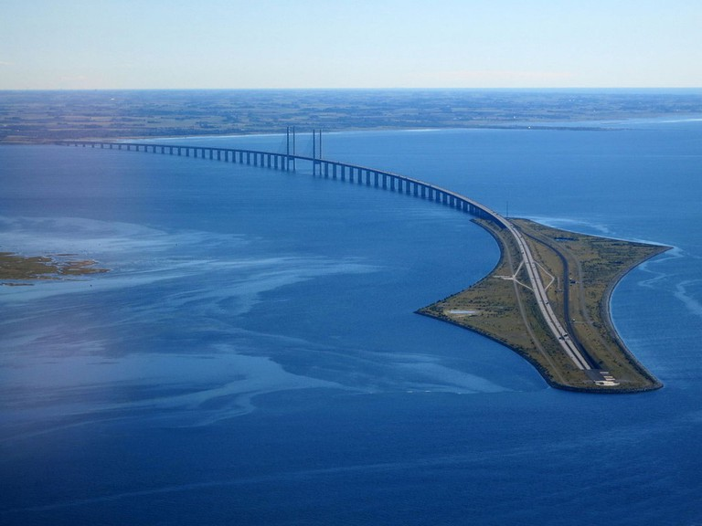 Øresund Bridge | © Nick D / Wikimedia Commons