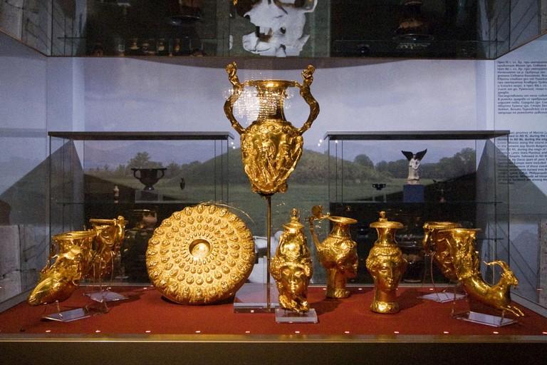 Panagyurishte Treasure | © Ann Wuyts/WikiCommons