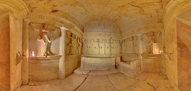 Sveshtari Tomb | © Interact-Bulgaria/WikiCommons