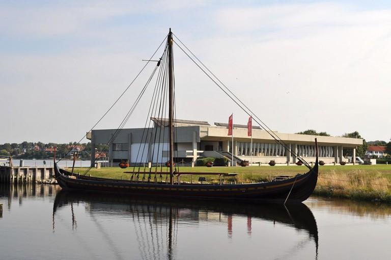 Viking Ship Museum Roskilde   © Boatbuilder / Wikimedia Commons