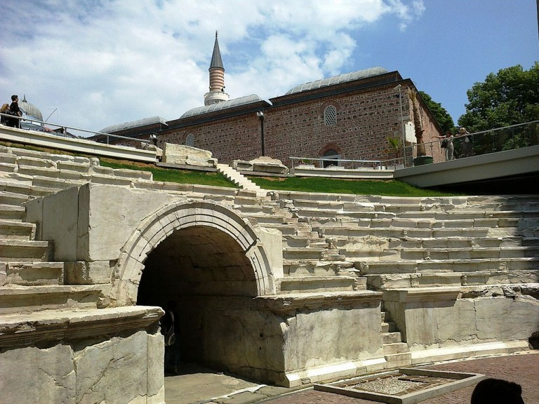 The Roman Stadium   © Ivelin Vraykov/WikiCommons