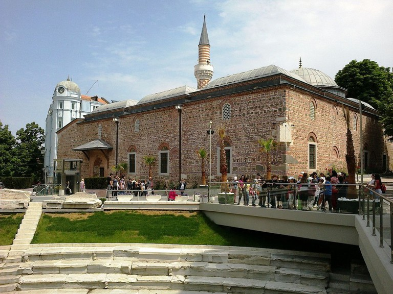 Dzhumaya Mosque   © Ivelin Vraykov/WikiCommons
