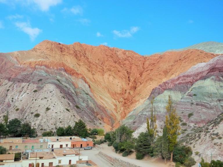 Cerro de Los Siete Colores | © Juliane Schultz/Flickr