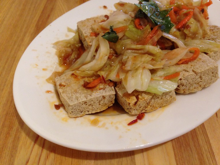 Stinky tofu   © bryan / Flickr