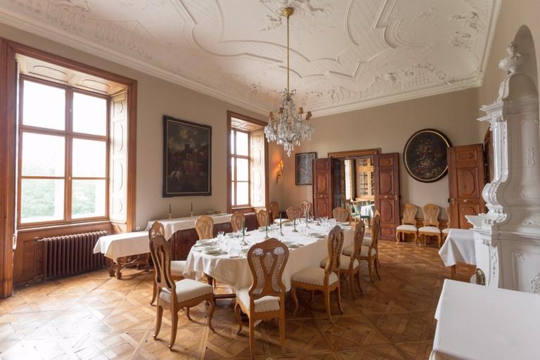 The lavish dining room | © KatharinaSchiffl