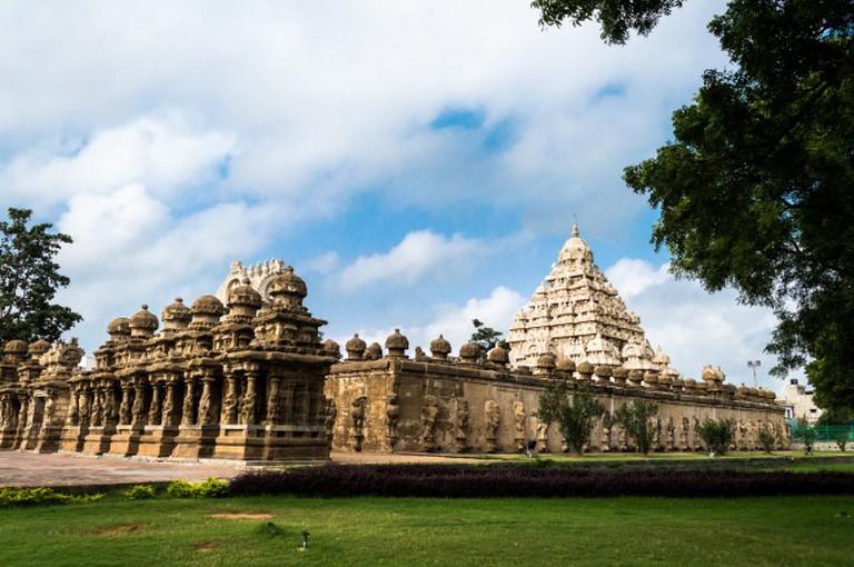 Kailasanathar Temple, Kanchipuram | © Kannan Muthuraman/Flickr
