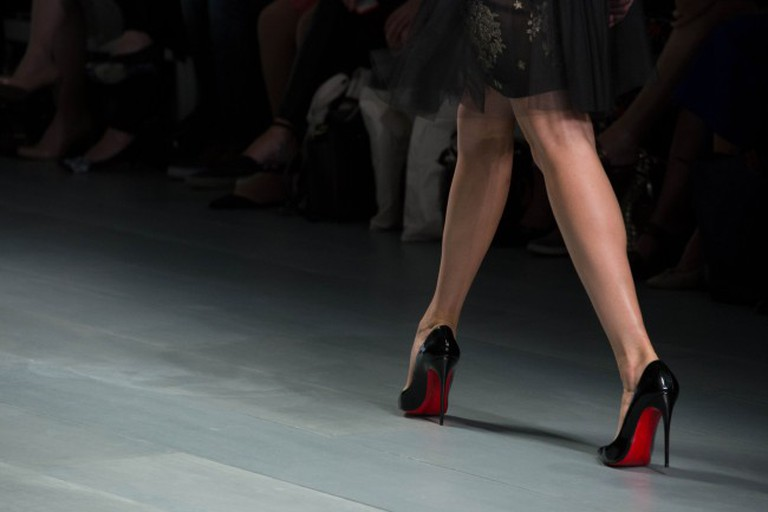 Louboutin on sale at Deja Vu| © Adrian Scottow/ Flickr