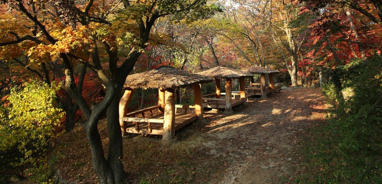 Bukhansan National Park is a place to heal the mind | © KoreaNet / Flickr