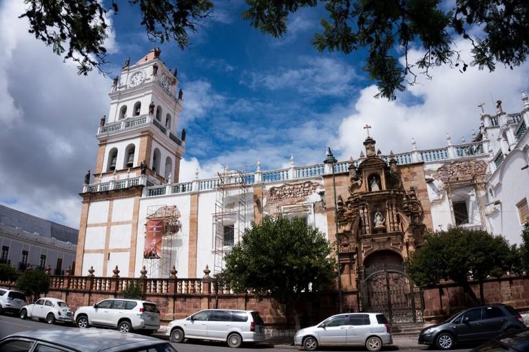 Catedral Metropolitana de Sucre | © jipe7/Flickr