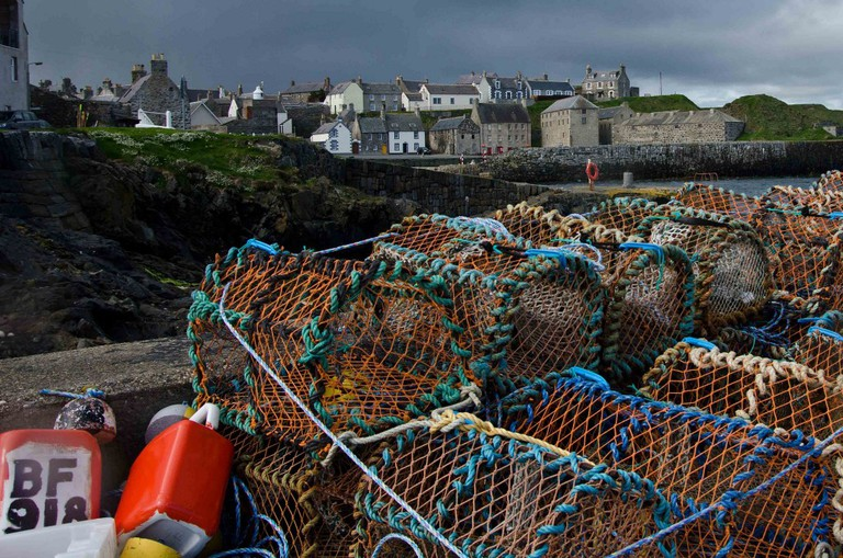 Portsoy Harbour | © _nymeria_/Flickr