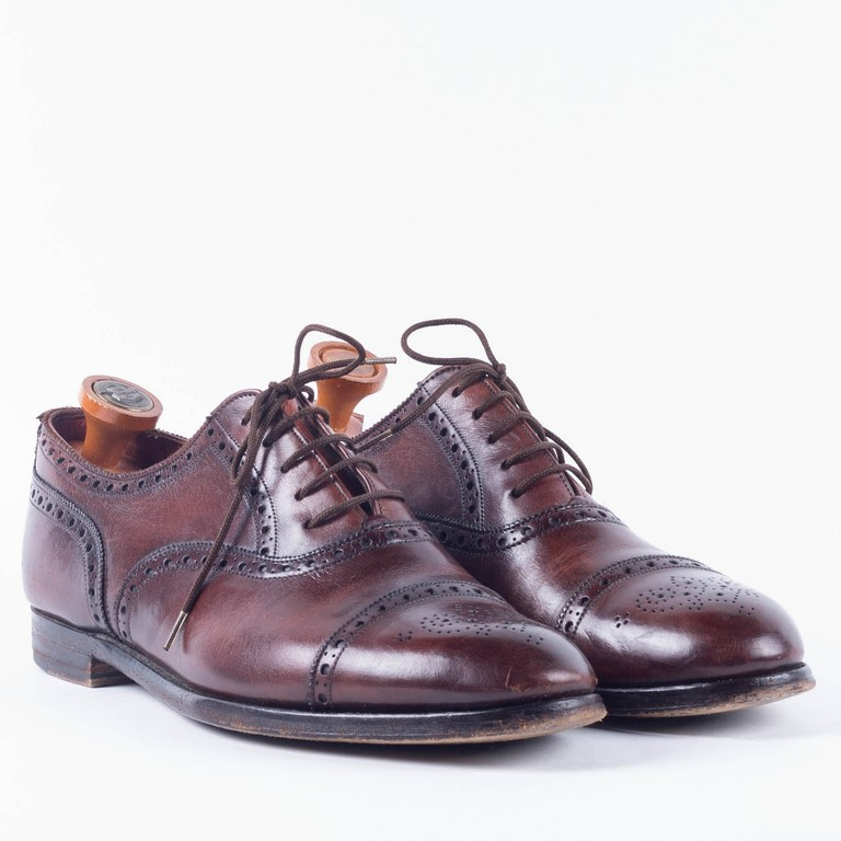 A pair of Grensons