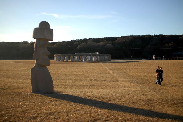 Stonehenge II © Colleen Morgan