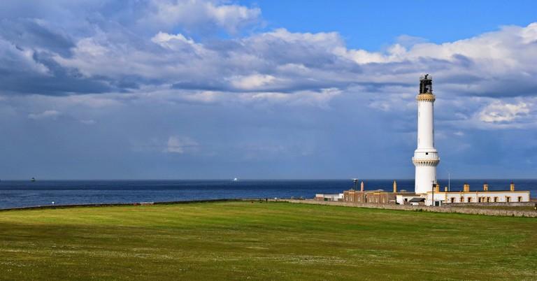 Torry Battery Lighthouse   © Tristan Ferris/Flickr