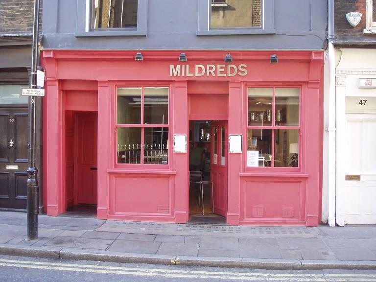 Mildreds Kings Cross, London