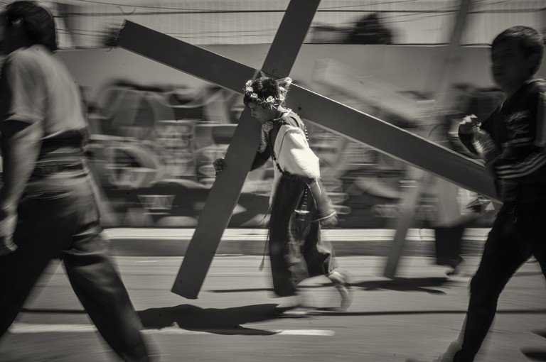 The Passion of the Christ in Iztapalapa | © Eneas de Troya/Flickr
