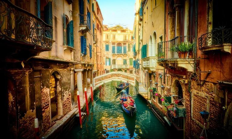 Romantic Venice © Moyan Brenn / Flickr