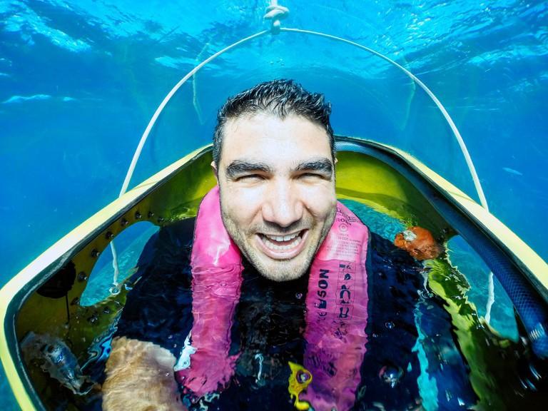 Walk Under Water|© The Travel Manuel/FlickR