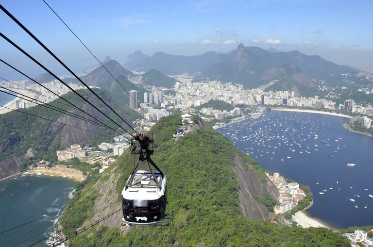 The view overlooking Morro da Urca |@ Alexandre Macieira | Riotur/Flickr
