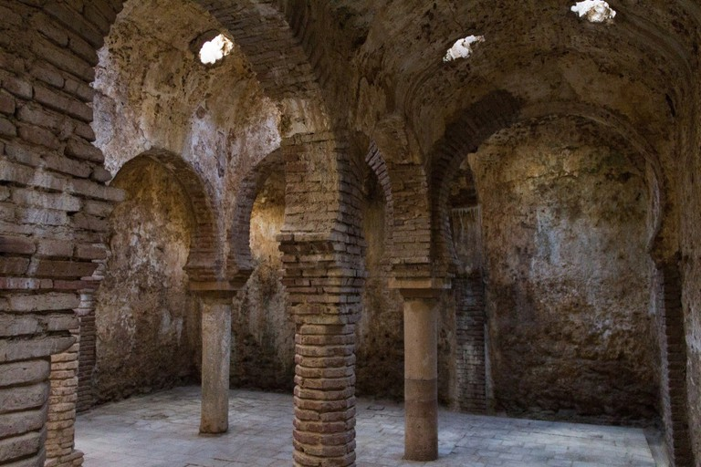 Ronda´s Arabic baths are mong the best-preserved in Spain; Bobo Boom, flickr