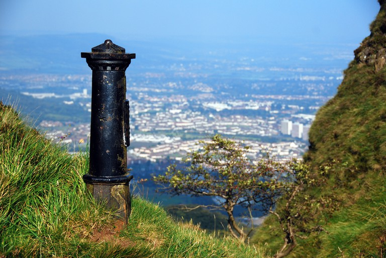 View of Belfast from Cave Hill |© Robert Young/ Flickr