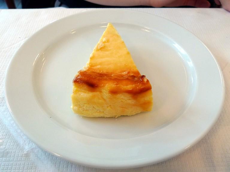 Pudding at St John
